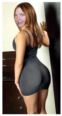 Big boob secretary strips